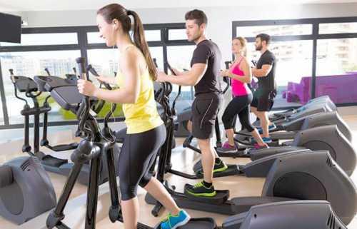 кардио упражнения: виды динамичных тренировок, правила выполнения