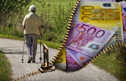 страны, где нет пенсии по старости в 2019 году