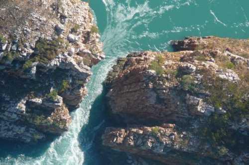 водопады австралии